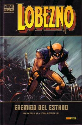 Marvel Deluxe: Lobezno #1