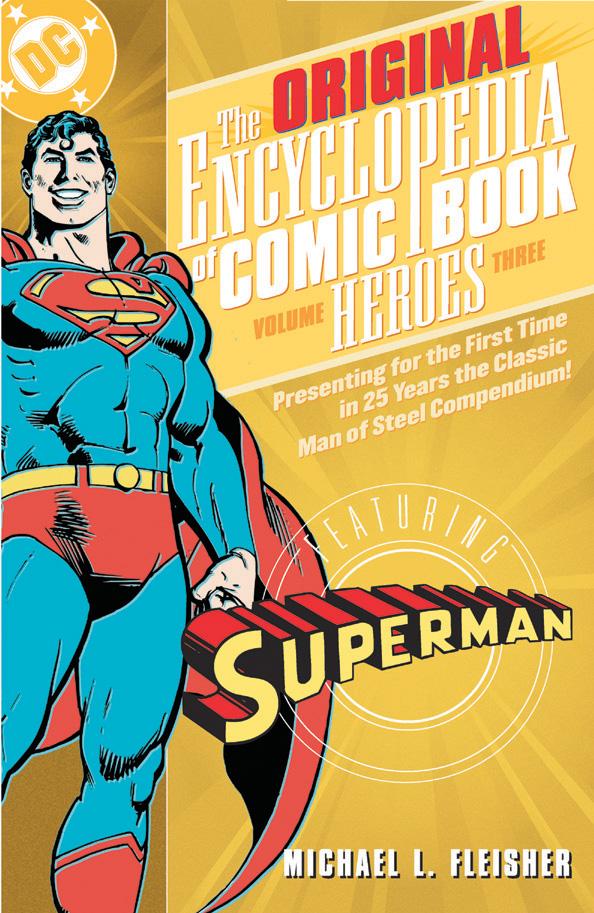 The Original Encyclopedia of Comic Book Heroes, Vol. 3
