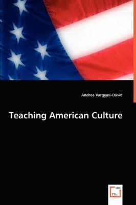 Teaching American Culture