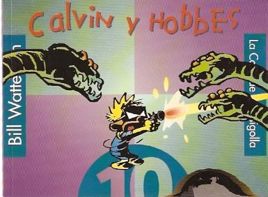 Calvin y Hobbes #10