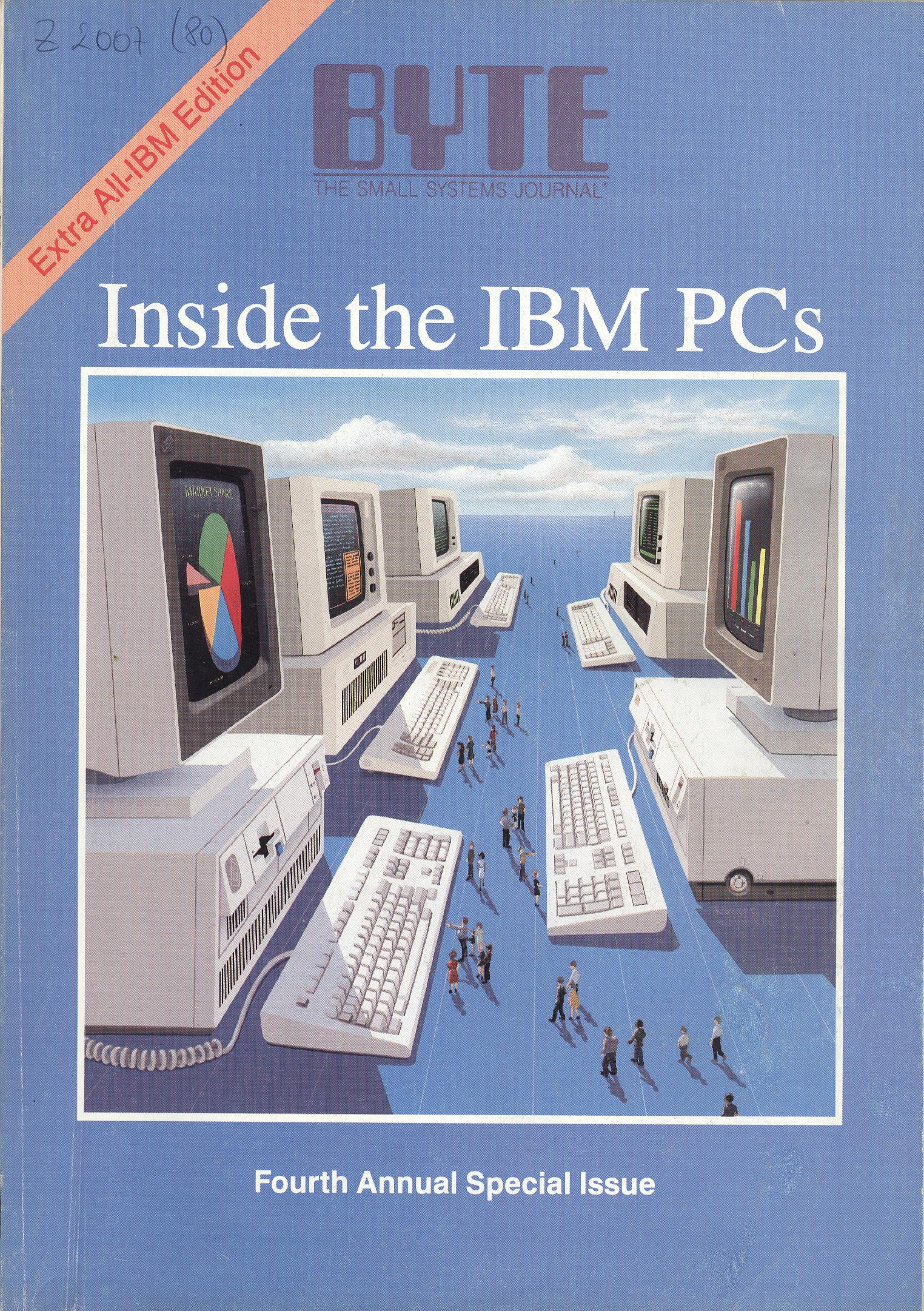 Inside the IBM PCs