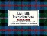 Life's Little Instruction Book; Volume II