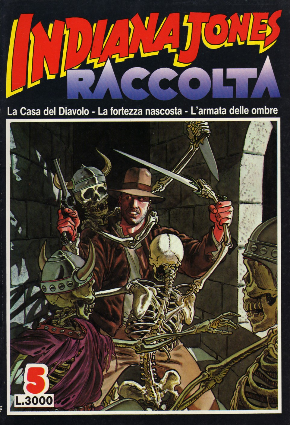 Indiana Jones Raccol...
