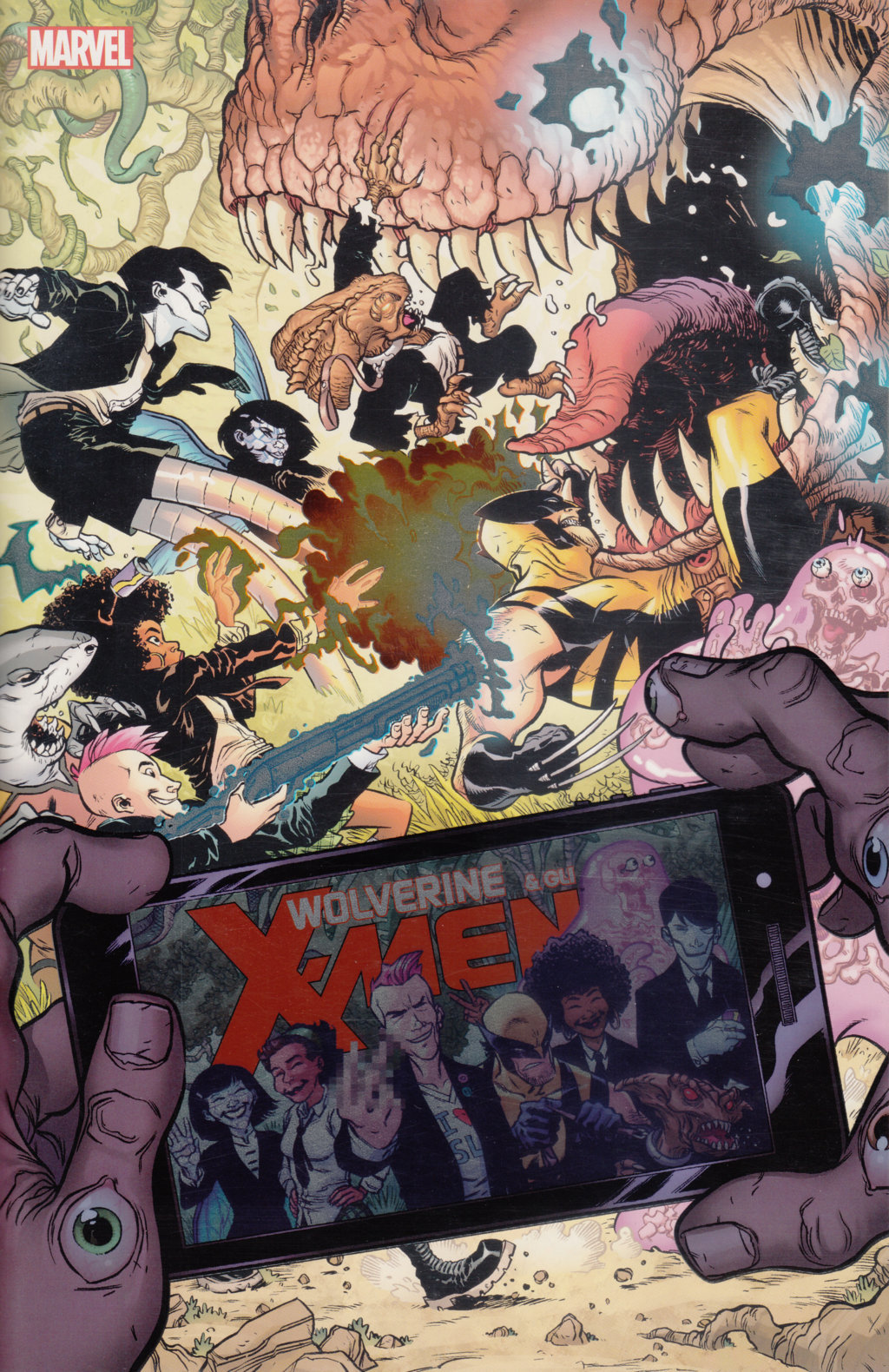 Wolverine e gli X-Men n. 18 - Perez Variant Edition