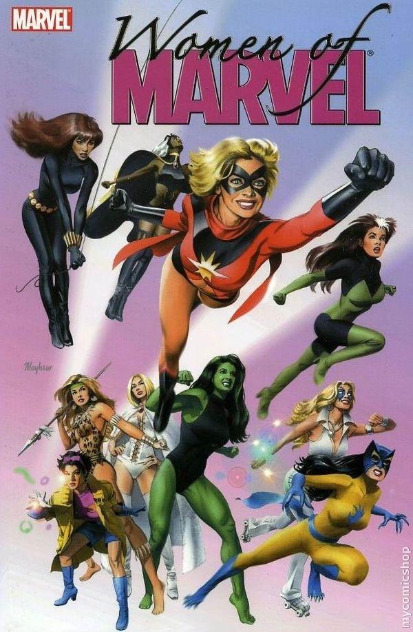 Women of Marvel, Vol...
