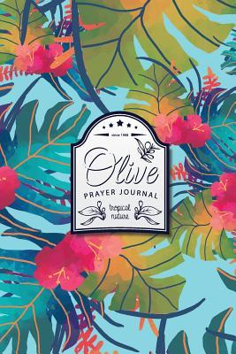 Olive Prayer Journal