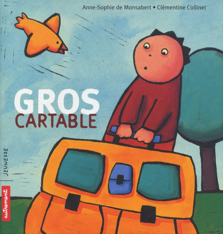 Gros cartable