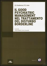 Il good psychiatric management nel trattamento del disturbo borderline