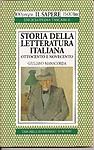 Storia della letteratura italiana