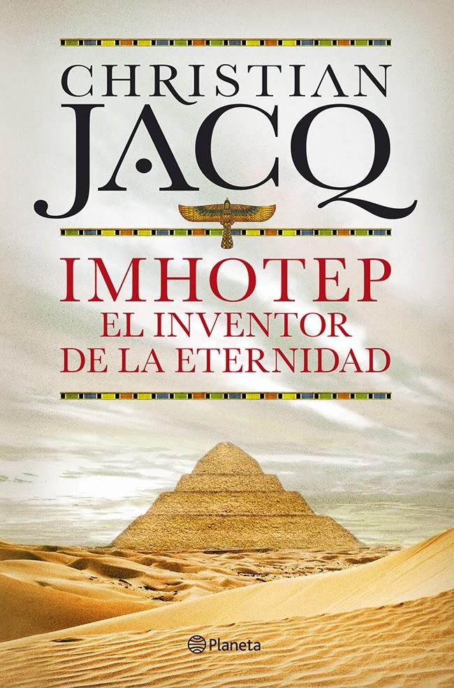 Imhotep. El inventor...