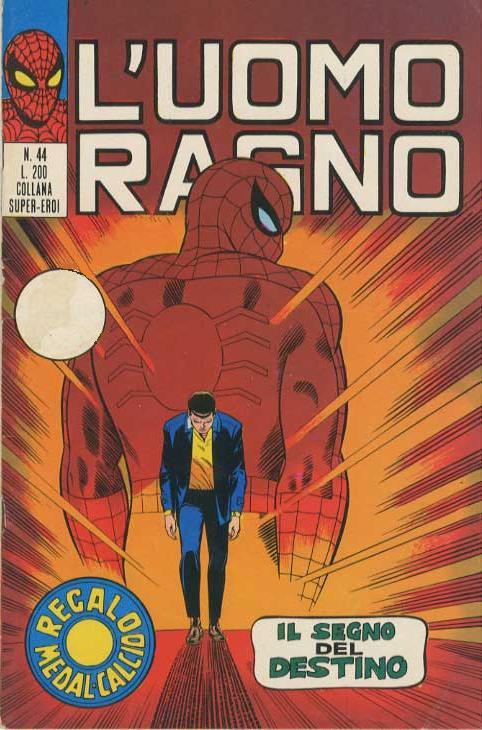 L'Uomo Ragno n. 44