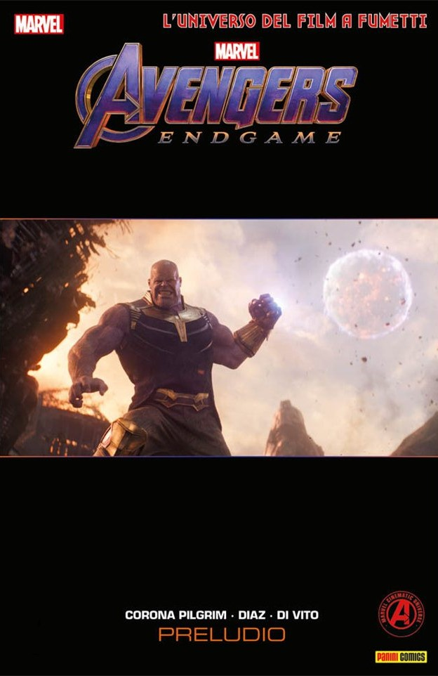 Marvel Movie - Avengers Endgame: Preludio