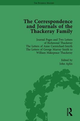 The Correspondence and Journals of the Thackeray Family Vol 1