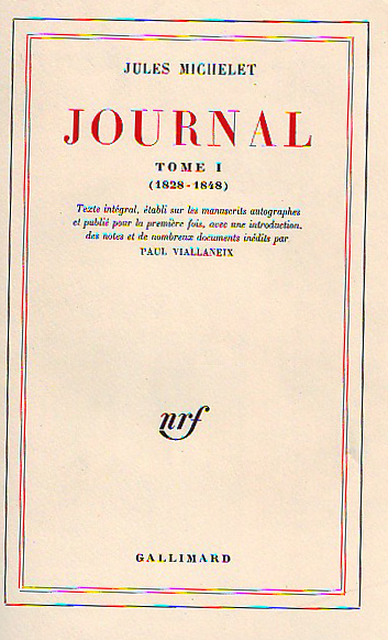 Journal, tome 3