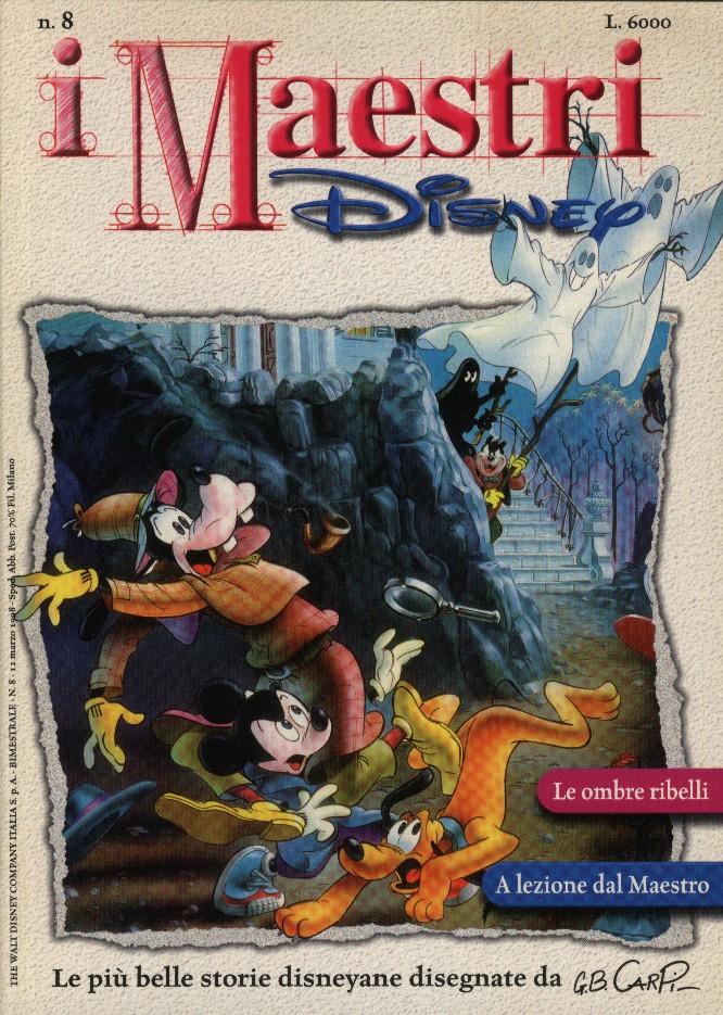 I maestri Disney vol. 8
