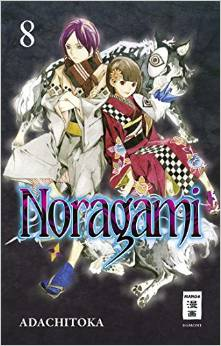 Noragami, Band 8