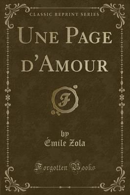 Une Page d'Amour (Classic Reprint)