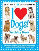 I Love Dogs! Activity Book