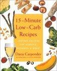 15-Minute Low-Carb Recipes