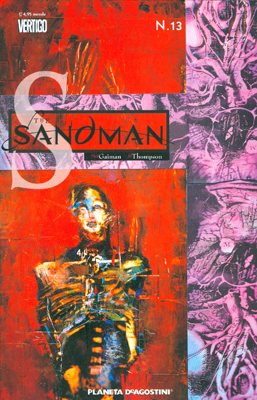The Sandman n. 13
