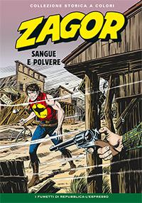 Zagor collezione storica a colori n. 108