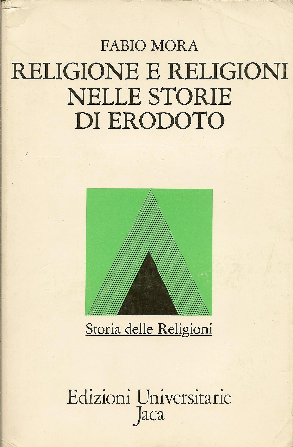 Religione e religioni nelle storie di Erodoto