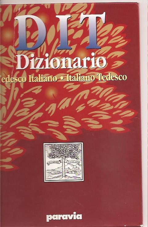 DIT. Dizionario tede...