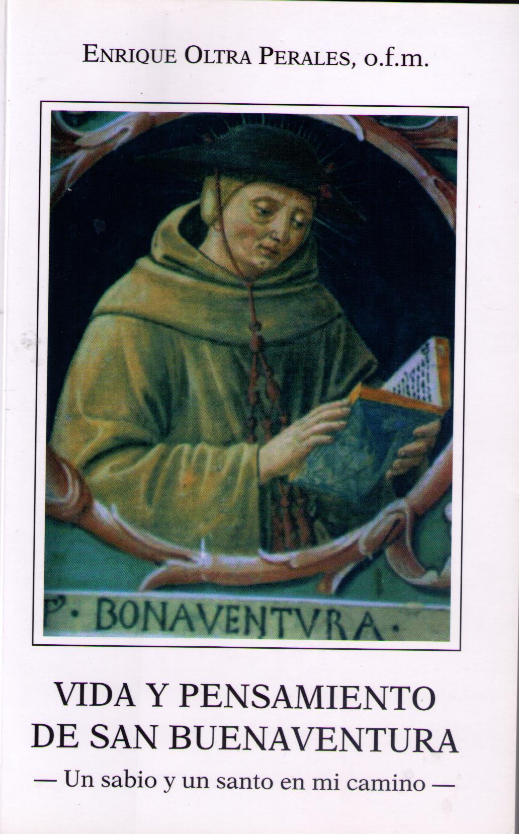 Vida y pensamiento de San Buenaventura