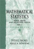 Mathematical Statistics: v. 1