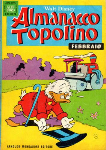 Almanacco Topolino n. 182