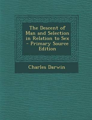 The Descent of Man a...