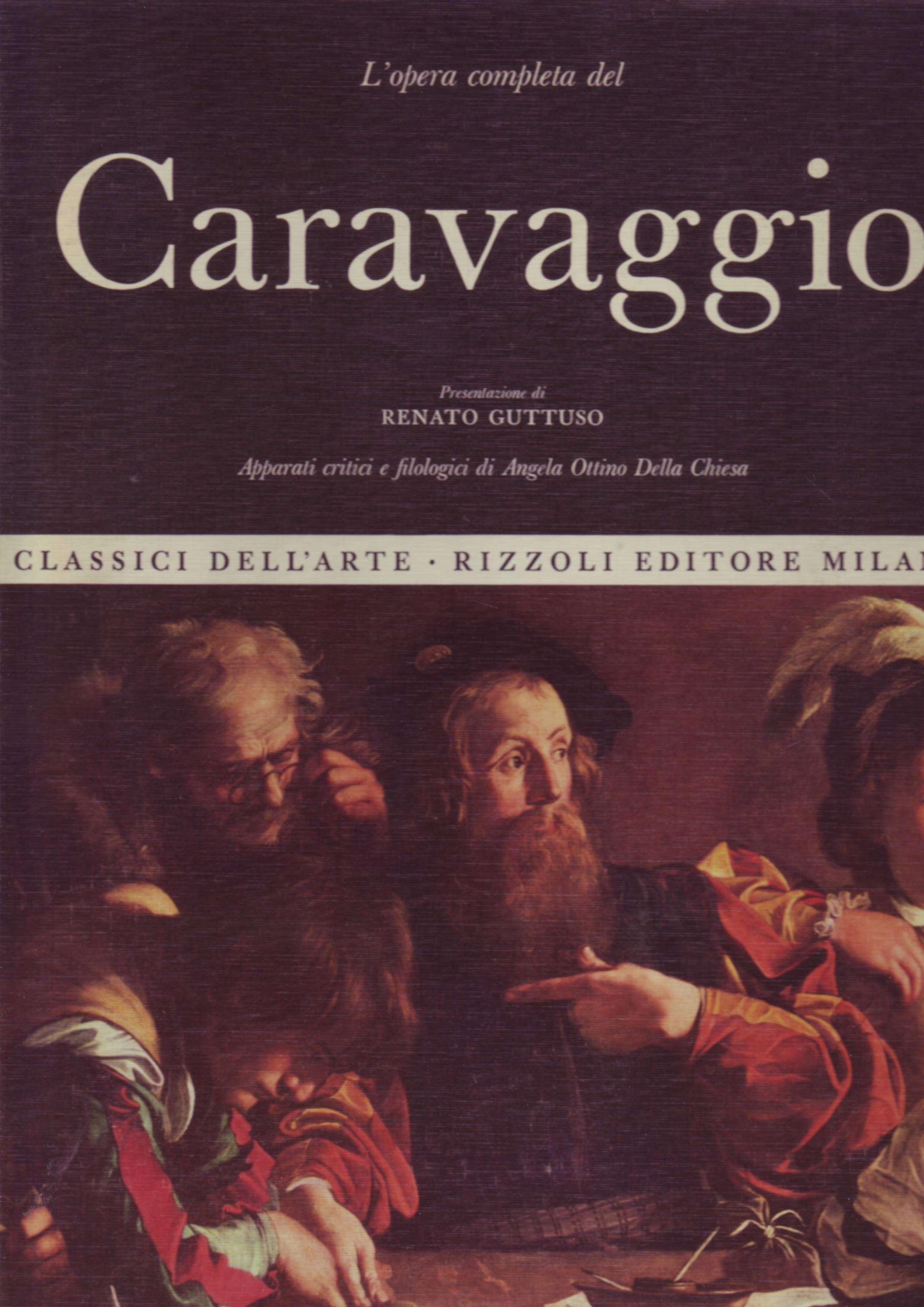 L'opera completa del Caravaggio