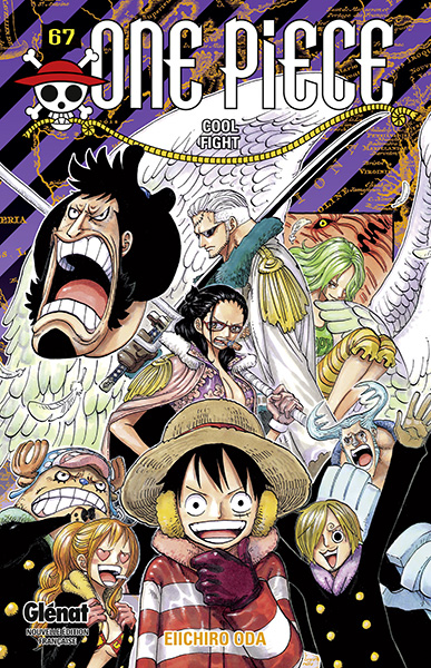 One Piece, Tome 67
