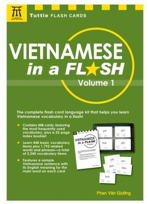 Vietnamese in a Flash Kit