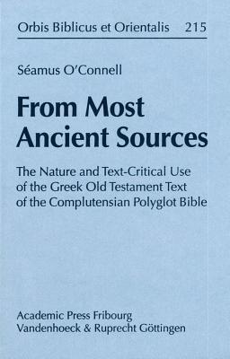 From Most Ancient Sources
