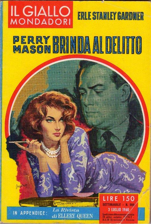 Perry Mason brinda al delitto