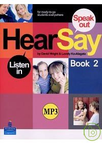 Hearsay (2) with MP3 CD/1片