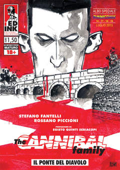 The Cannibal Family Speciale n. 4