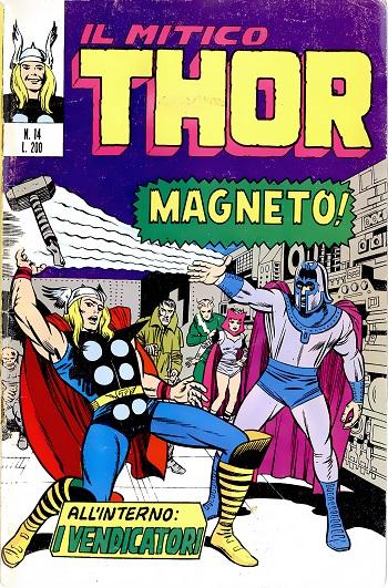 Il Mitico Thor n. 14