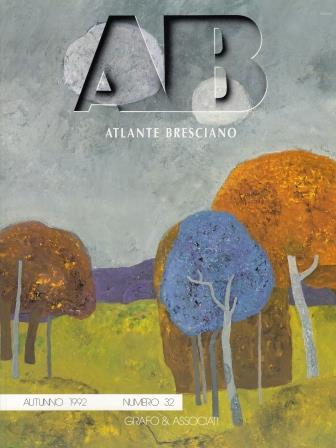 AB Atlante Bresciano n. 32, anno VIII, autunno 1992