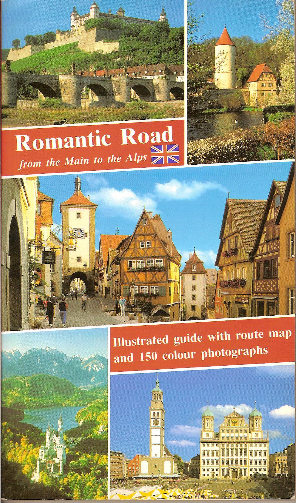 Romantische Straße - Englische Ausgabe