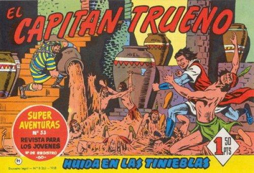 El Capitán Trueno #91