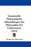 Gesammelte Philosoph...