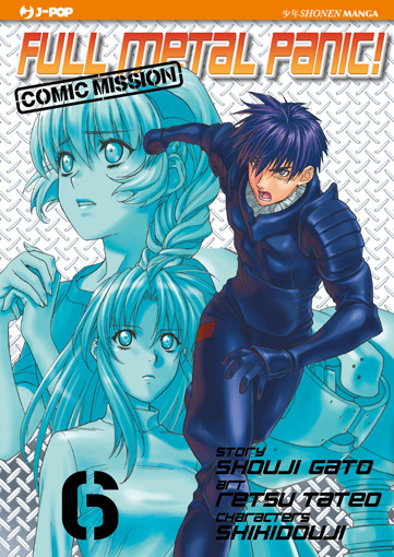Full Metal Panic ! Comic Mission vol. 6