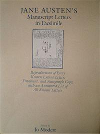Jane Austen's Manuscript Letters in Facsimilie