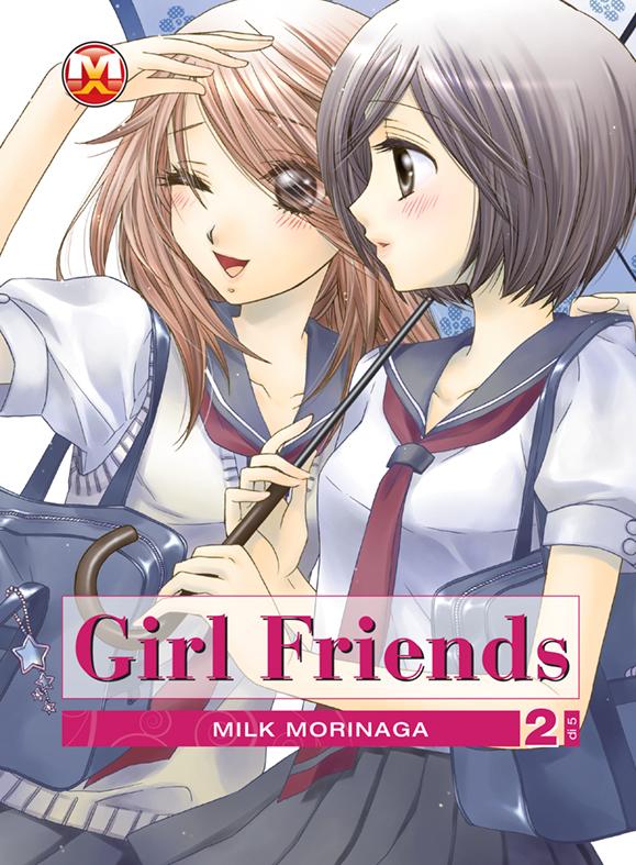 Girl Friends vol. 2