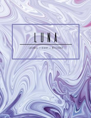 Luna Journal Diary N...