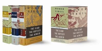 Iliad, Odyssey, and Aeneid box set. Per le Scuole superiori