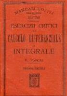 Esercizi critici di calcolo differenziale e integrale