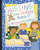 Missing: One Stuffed Rabbit